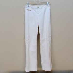 Banana Republic Martin Fit Lined Pants
